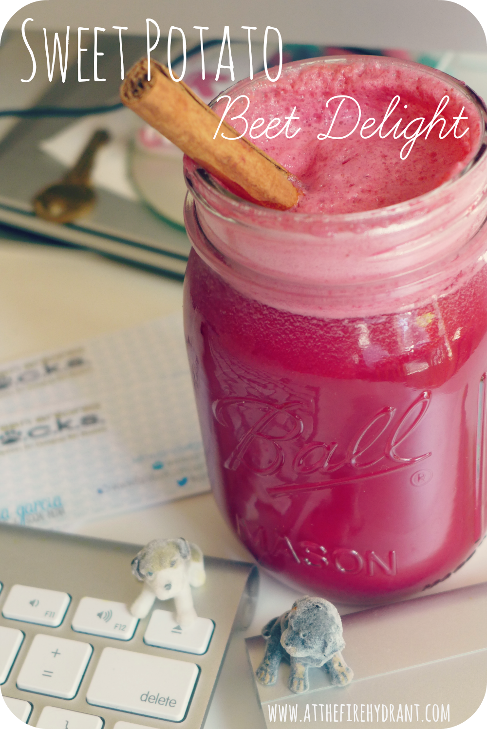 Sweet Potato Beet Delight