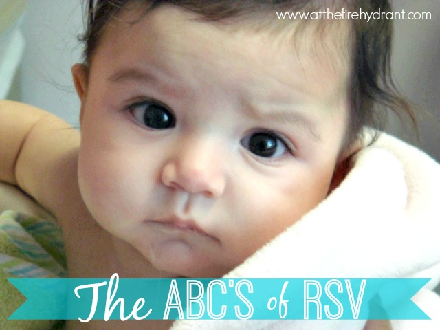At The Fire Hydrant ABC's of RSV Respiratory Syncytial Virus