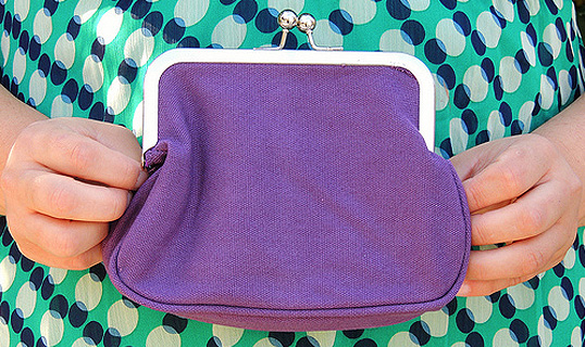Join the #PurplePurse Challenge with @Allstate Foundation #ad