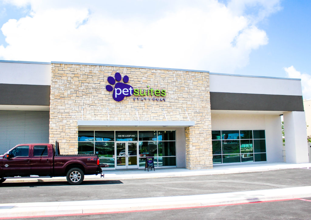 Petsuites San Antonio Grand Opening At The Fire Hydrant